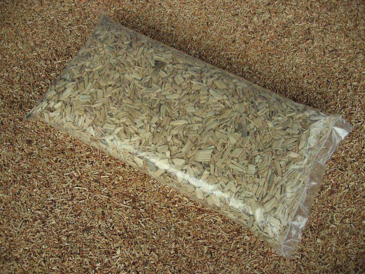 deko hackschnitzel     sack natur trocken